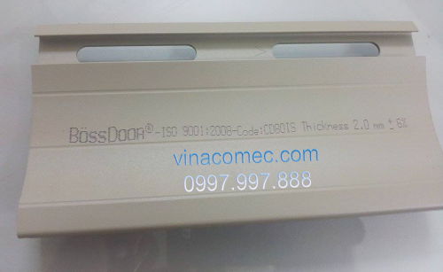 cửa cuốn bossdoor cd 80 is